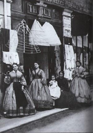 crinoline-shop-1860s-by-eugene-atget