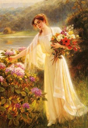 Lynch_Albert_Gathering_Flowers