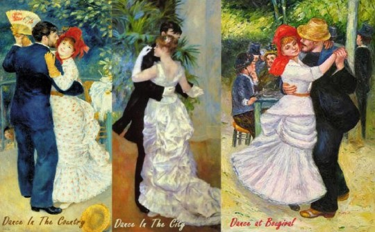 Pierre – Auguste Renoir painting