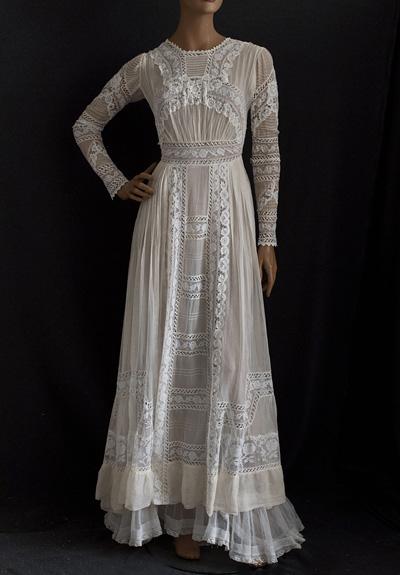 37._vintagetextile.com,_rochie_de_mireasa_edwardiana_din_chiffon_anul_1910_-_1400_usd