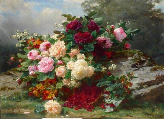 Jean Baptiste Robie 1821-1910 - Tutt'Art@ (1)