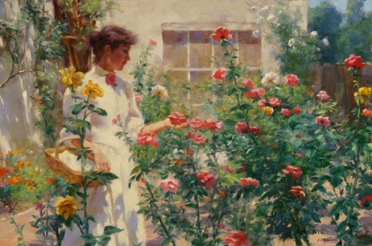 gregory_frank_harris_g1101_among_the_roses_wm