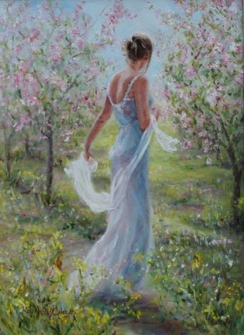 Karen Wallis - British Figurative painter - Tutt'Art@ (25)