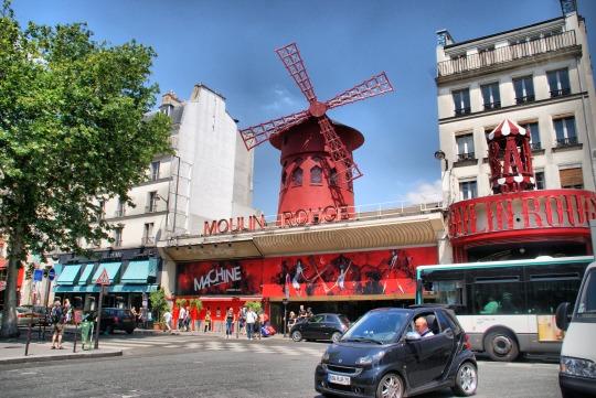 Moulin Rouje