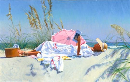Beach Recliner DI