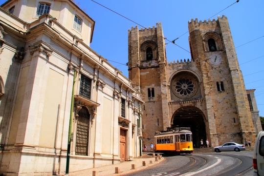 Catedrala, Lisabona