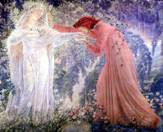 Beatrice,Dante Aligheri