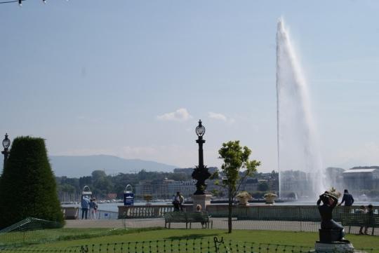 Geneva,Lacul Leman