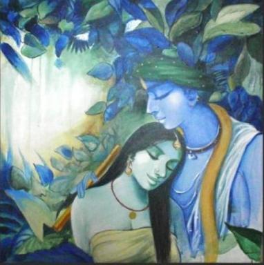 Eternal-Love_Oil-Painting-Replica-38165