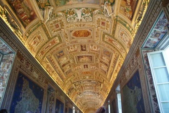 Muzeul Vatican 2012