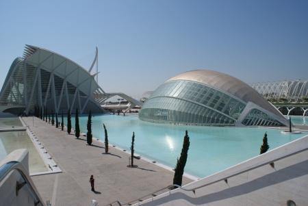 Orasul Stiintelor si Artelor Valencia