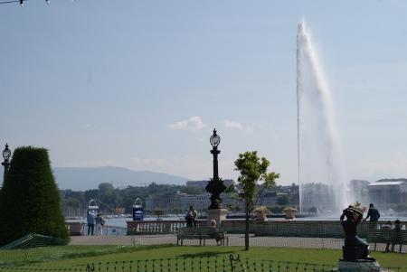 Geneva, Lacul Leman