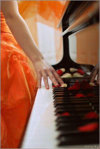 pianul iubirii
