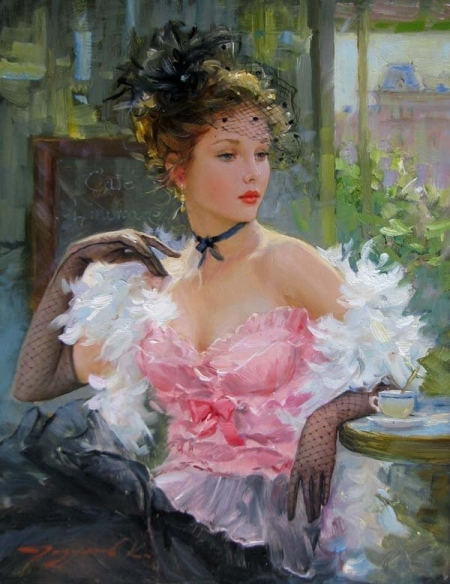 beauty-woman-paintings-konstantin