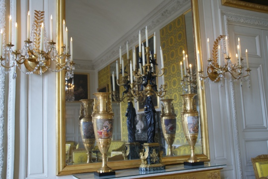 Palatul Trianon ,Maria Antoaneta