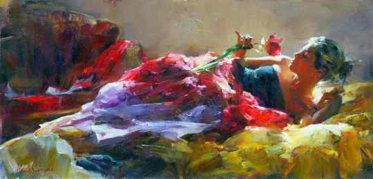 Michael and Inessa Garmash -