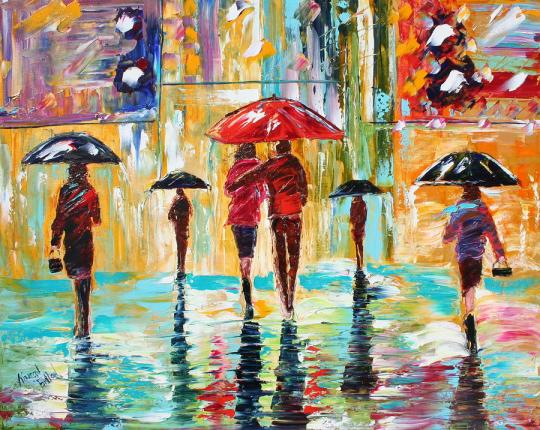 city-rain-karen-tarlton