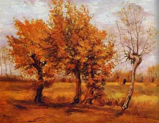 vincent-van-gogh-peisaj-de-toamna-cu-copaci-1885