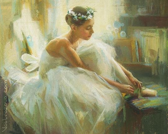 Anastasia Vostrezova Анастасия Вострецова Tutt'Art@