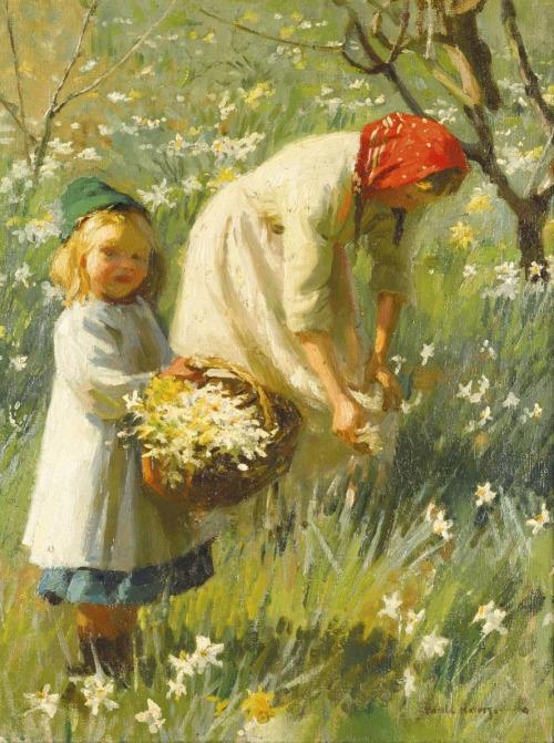 Harold Harvey (British, 1874-1941)
