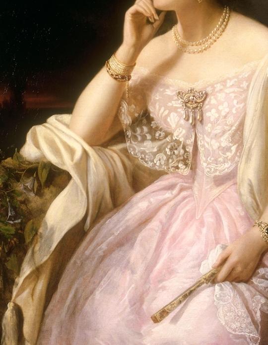 Henriette Jacotte Cappelaere, 1850