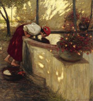 Henry Herbert LaThangue