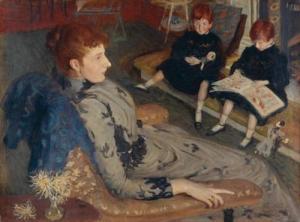 Philip Wilson Steer (British,1860-1942)