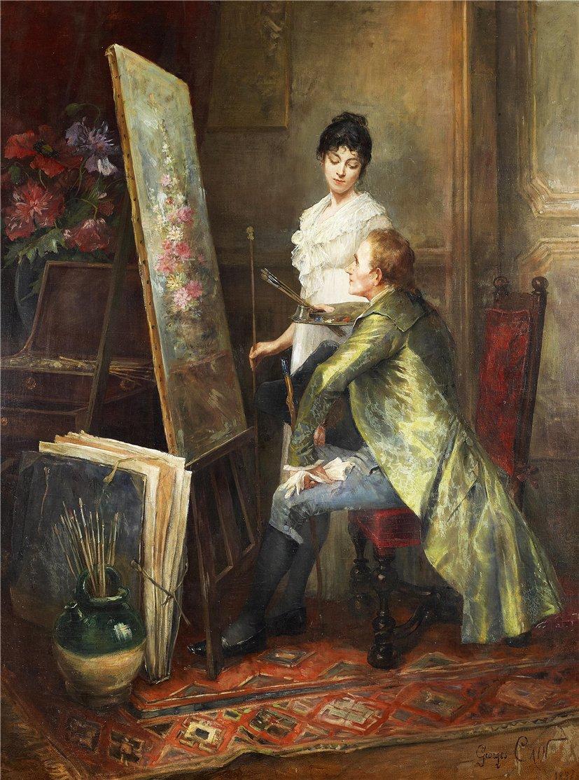 pictura in pictura