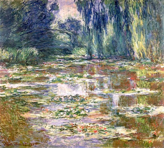 Claude Monet 1904-5