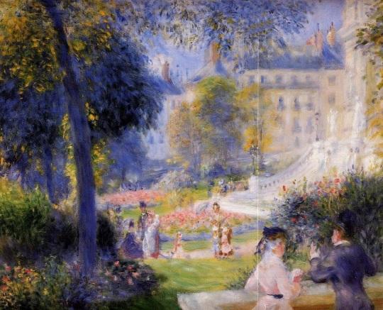 Pierre-Auguste Renoir http://www.tuttartpitturasculturapoesiamusica.com