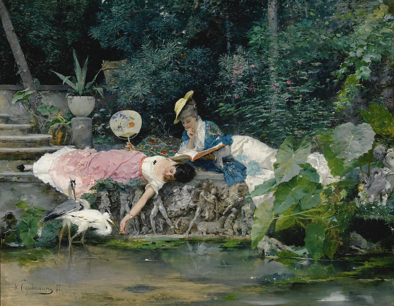 Vincente Capobianchi (Italian, activ 1870-188