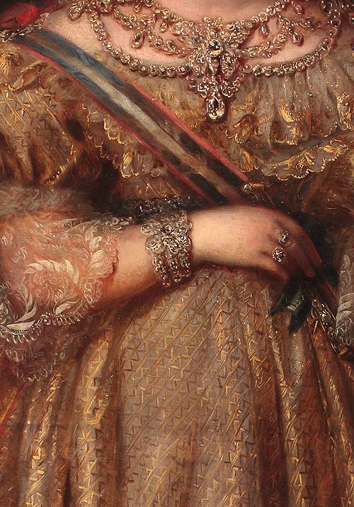 María Cristina of Bourbon by Valentín Carderera y Solano, 1831