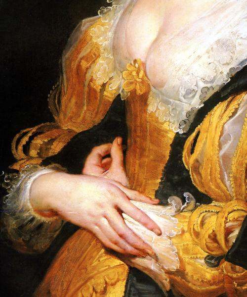 Peter Paul Rubens - Portrait of a Woman