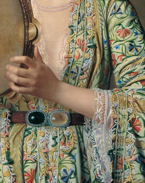 Pierre Désiré Guillemet, Portrait of a Lady