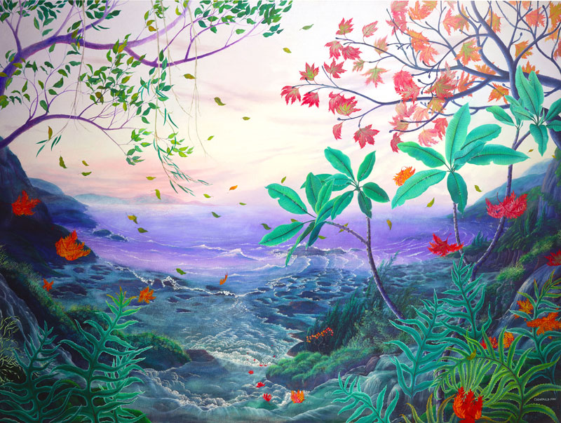 ARTISTUL RACHEL CLEARFIELD. h
