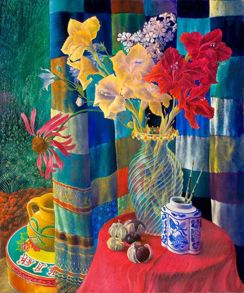 ARTISTUL RACHEL CLEARFIELD. l
