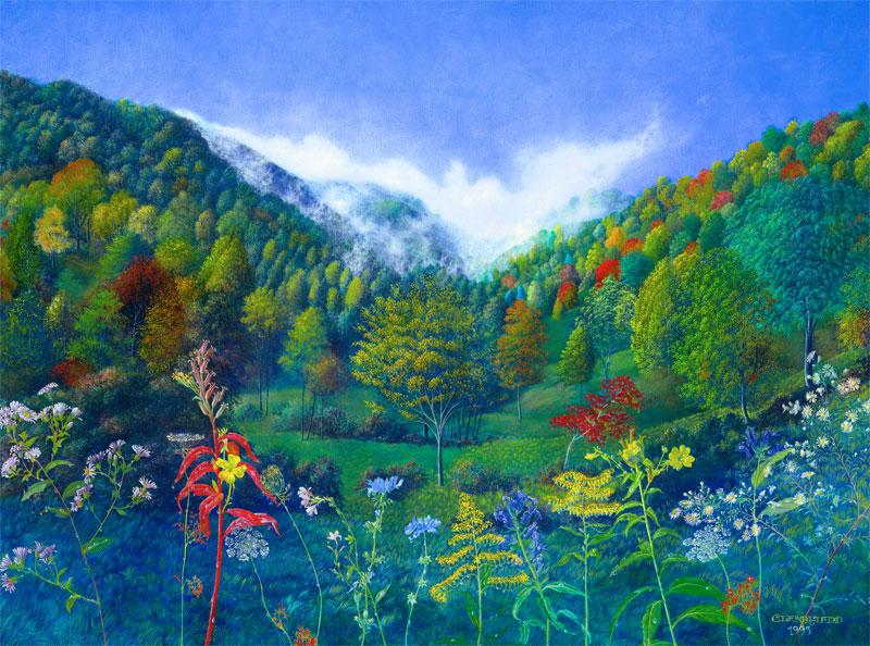 ARTISTUL RACHEL CLEARFIELD. n