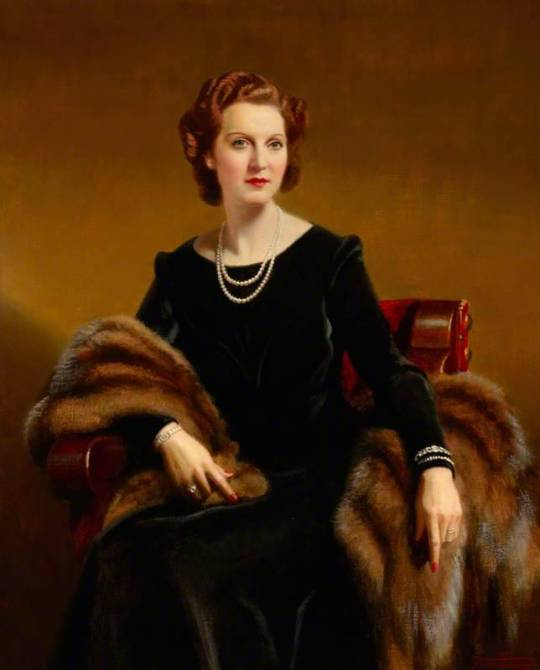 Eva Mary 'Eve_ Dickson, Lady Price (1946).