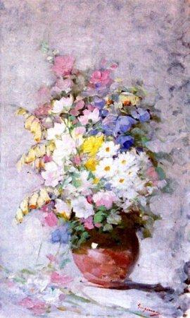 nicolae-grigorescu-ulcica-cu-flori