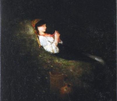 Tarancuta-odihnindu-se-Nicolae-Grigorescu