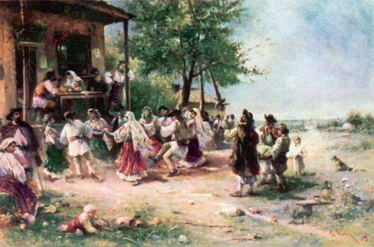 theodor-aman-round-dance-at-aninoasa
