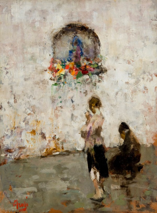 Madonna - Vincenzo Irolli (1860-1949)