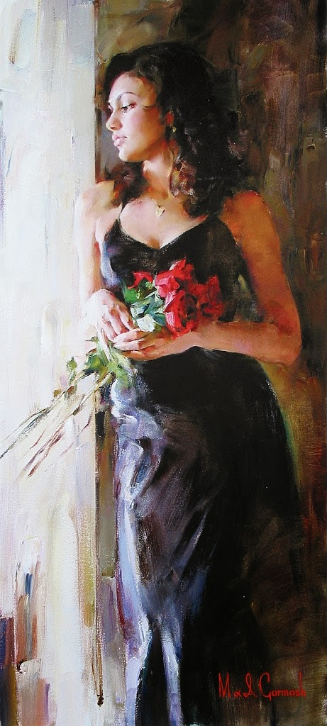 Michael and Inessa Garmash(M&I Garmash)-www.kaifineart.com-24