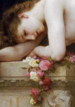 Elegy, (douleur d_amour) 1899 by William-Adolphe Bouguereau
