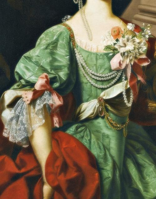 Portrait of a noblewoman,