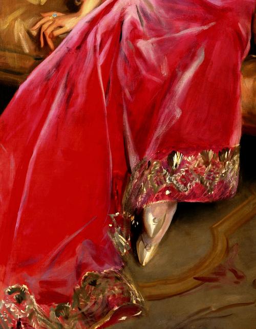 , 1892, by John Singer Sargent.