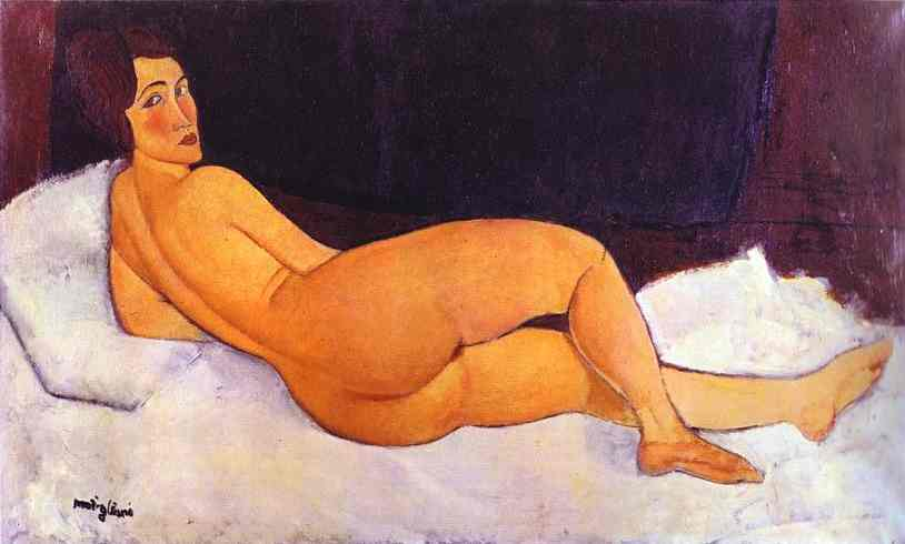 Amedeo_Modigliani_Nude_Looking_over_Her_Right_Shoulder