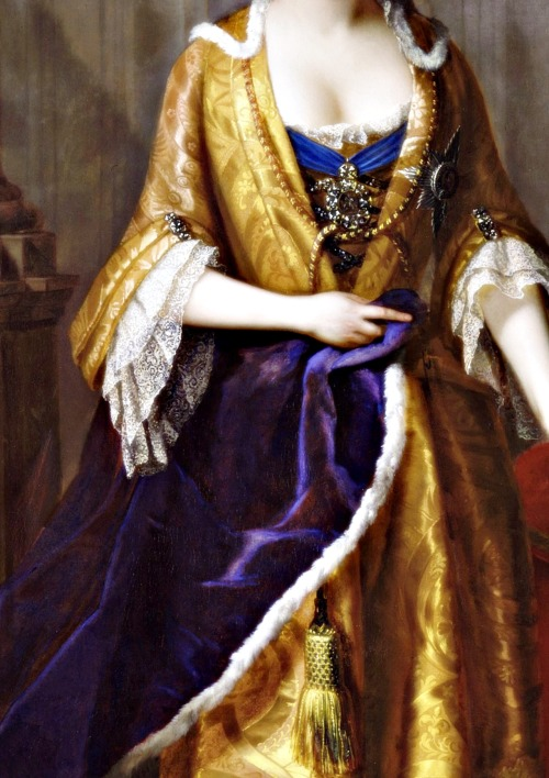 Anne, Queen of Great Britain 1705