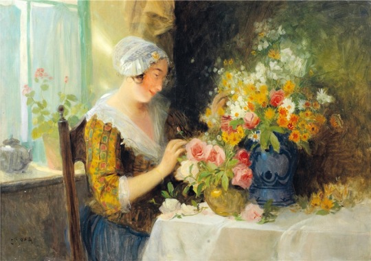 CARL DUXA (AUSTRIACĂ, 1871-1937) 1