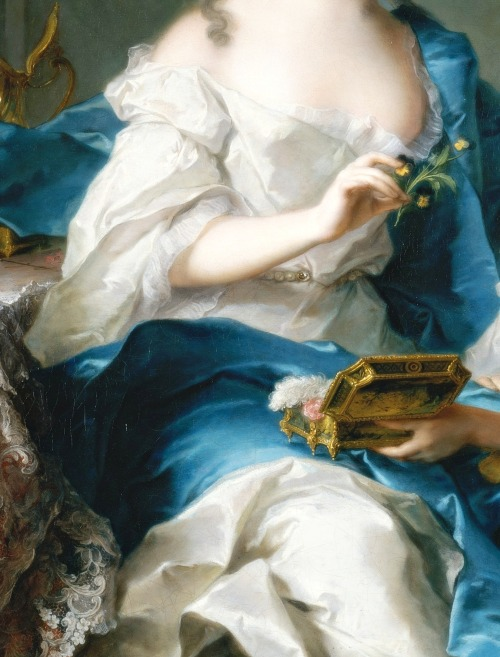 ean-Marc Nattier (1685 - 1766) f